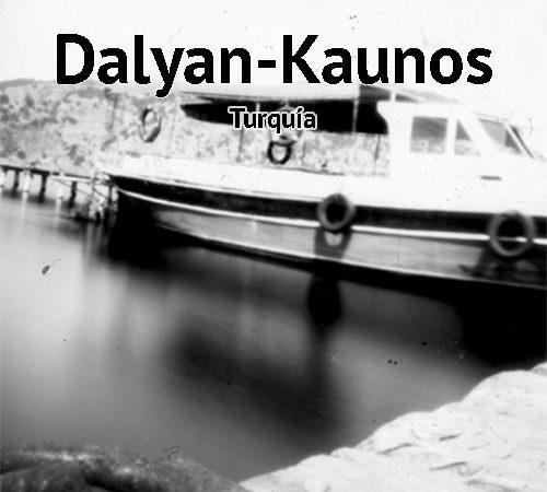 Dalyan-Kaunos